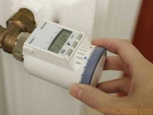 Зачем кран на батарее отопления