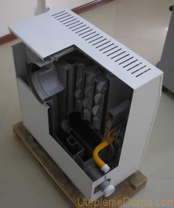 настенный парапетный газовый котел
