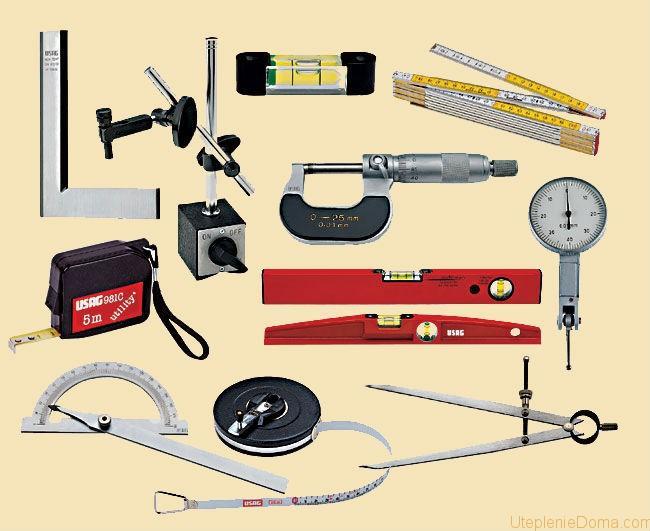 инструмент измерительный купить недорого
