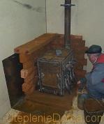 отопление гаража видео