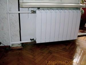 температуры батарей отопления в квартире