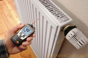 какая должна быть температура батарей в квартире