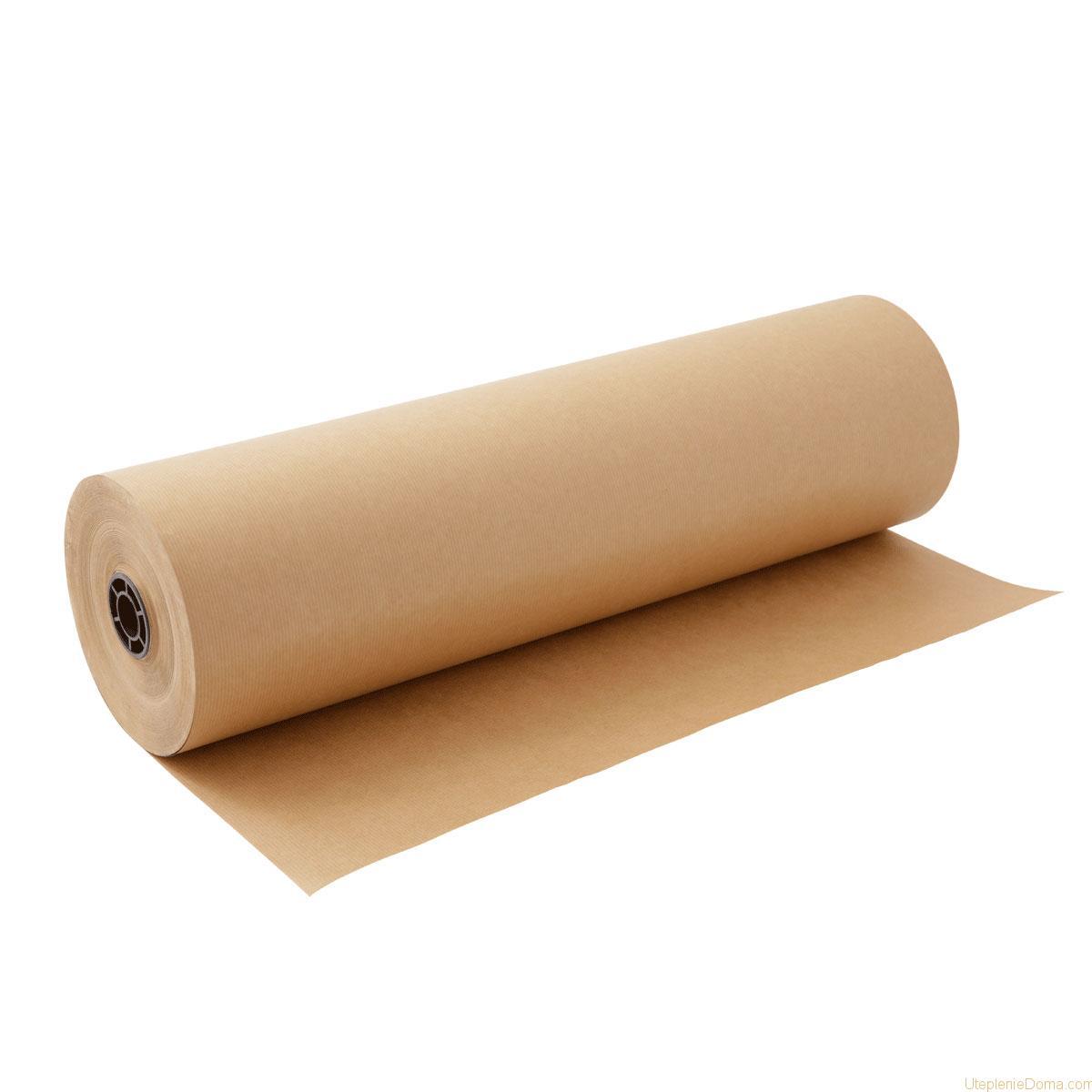 утеплитель на бумажной основе