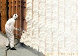 негорючий утеплитель для стен