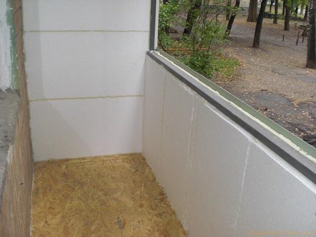 Утепление стен угловой квартиры в панельном доме изнутри.
