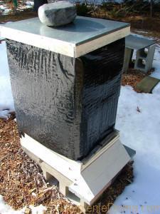 утепления пчел весной