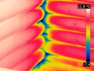 проверить дом тепловизором