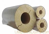 цилиндры теплоизоляционные из минеральной ваты