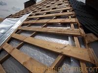 виды пароизоляции для крыши