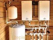 газовое автономное отопление загородного дома