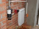 отопление гаража электрокотлом