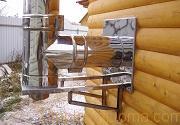 установка дымоходов для газовых котлов