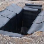 гидроизоляцию ямы в гараже