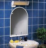 обогреватели для ванной комнаты