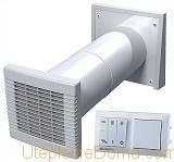 рекуператор воздуха для квартиры