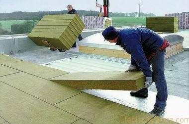 минеральная вата для утепления крыши