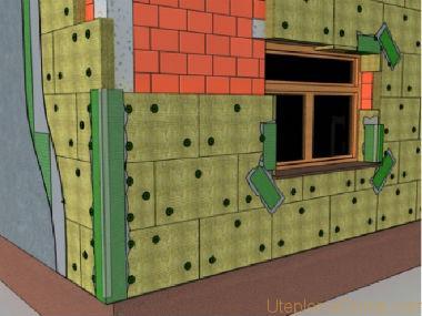 Цены на утепление фасада нижний новгород
