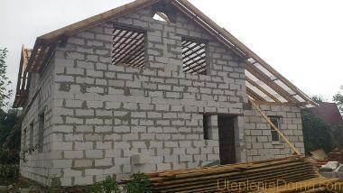 Чем утеплять фасад дома