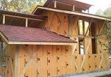 утепления деревянного дома Пеноплексом