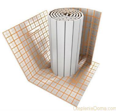 Энергофлекс размеры