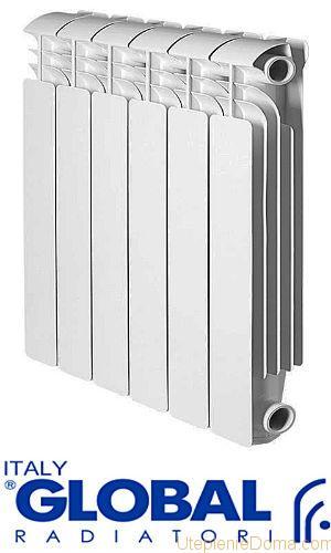 Итальянские радиаторы отопления алюминиевые цена