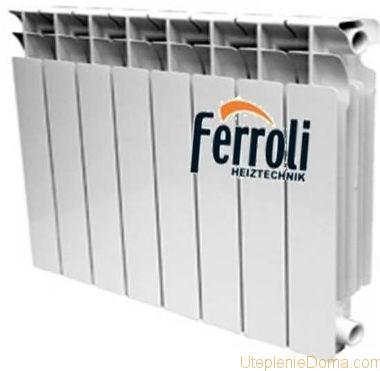 радиаторы отопления алюминиевые итальянские фирмы