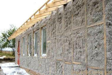 расчет материалов утепление фасада