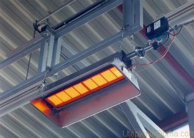 Отопление склада электричеством