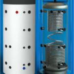 Тепловые аккумуляторы для индивидуального отопления