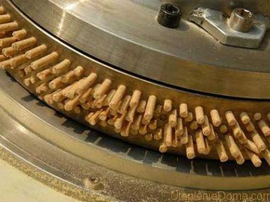 изготовление пеллет