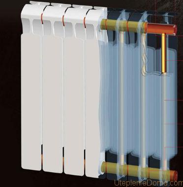 сколько стоит замена батарей отопления в квартире