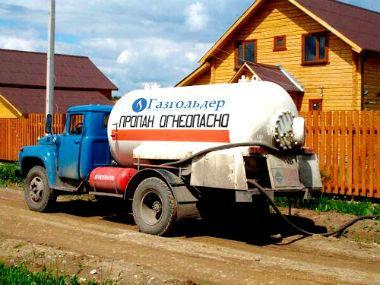 стоимость сжиженного газа для газгольдеров