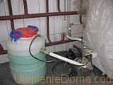 незамерзающую жидкость для отопления теплый дом