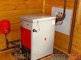 установки твердотопливных котлов отопления в частном доме