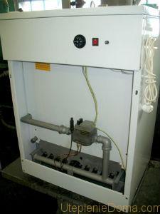 газовый котел Ишма