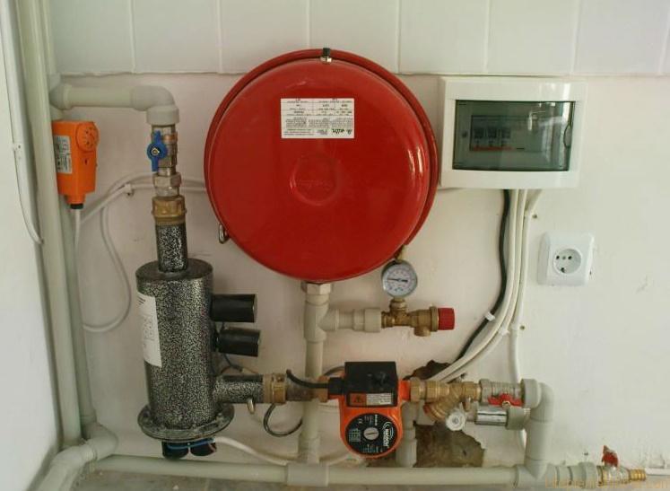 Электродный котел отопления дома своими руками