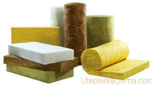 Очень важно правильно подобрать теплоизоляционные материалы для бани