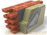 Современная технология утепления фасада минватой под штукатурку называется мокрый фасад