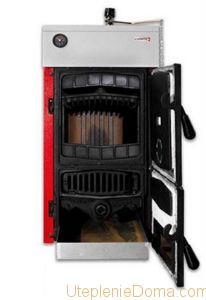 Главная особенность котла Бобер заключается в конструкции теплообменника