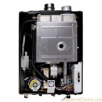Главное преимущество турбированных газовых котлов ДЭУ заключается в том, что для них не нужно выделять отдельную котельную
