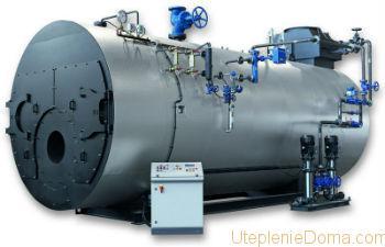 Классификацию водогрейных и паровых котлов целесообразно начинать проводить по типу предназначения